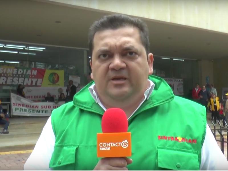 Organizaciones sindicales reportan que Dian está a punto de ampliar la planta de personal