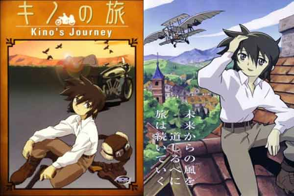 Kino no Tabi: The Beautiful World - anime terbaik