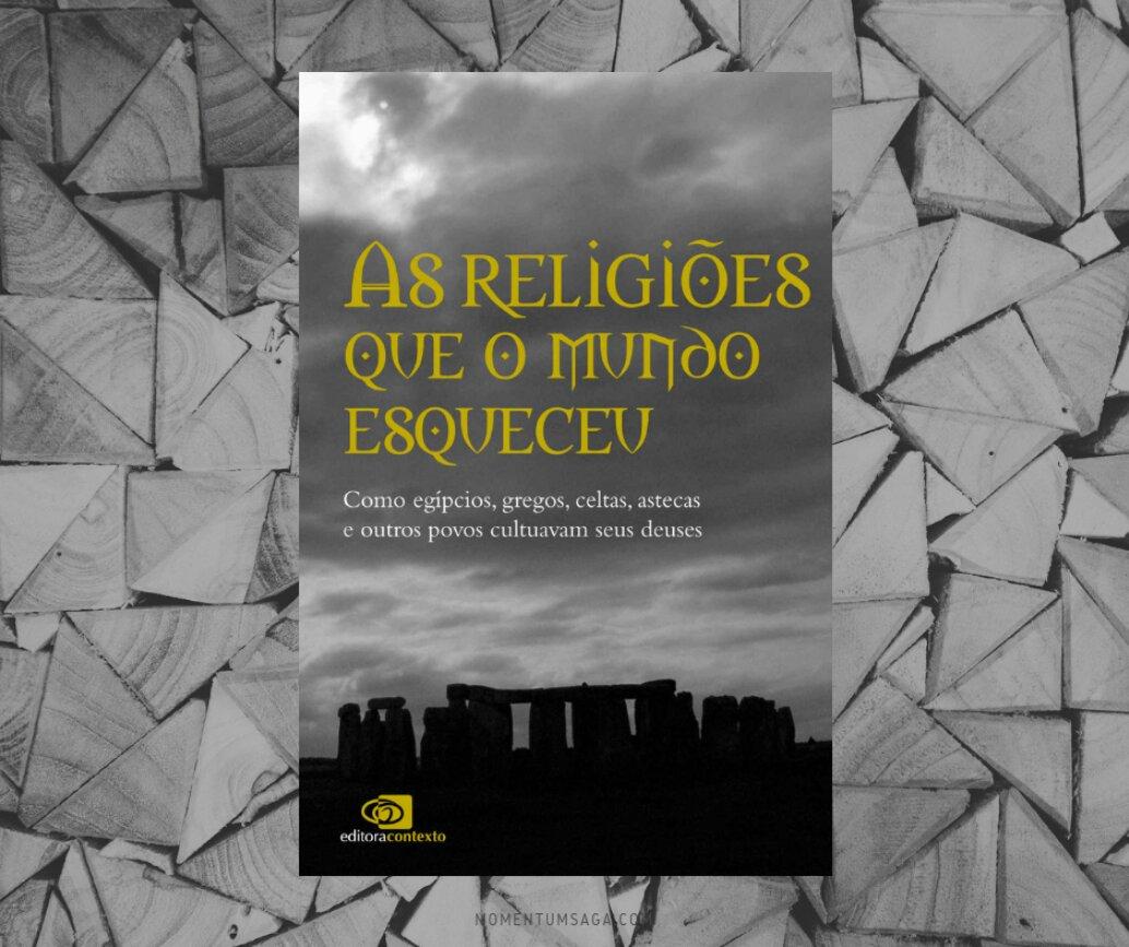 Resenha: As religiões que o mundo esqueceu, de Pedro Paulo Funari (org.)