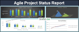 Project Status Report Template Excel - Project Management