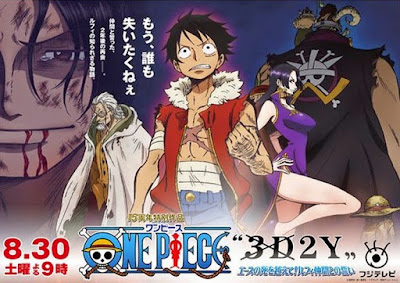 Download One Piece 3D2Y Sub Indo