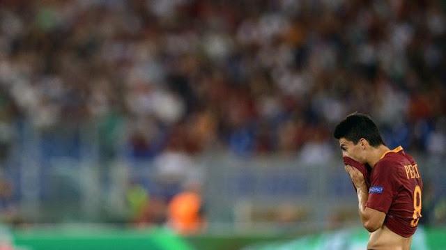 Meski Suka, Perotti Takkan Pernah Minta Nomor Punggung 10 Roma