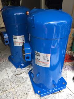 ///Thay Block máy lạnh Danfoss SM148S4VC cho hệ thống lạnh công nghiệp|||0931 143 034 ///