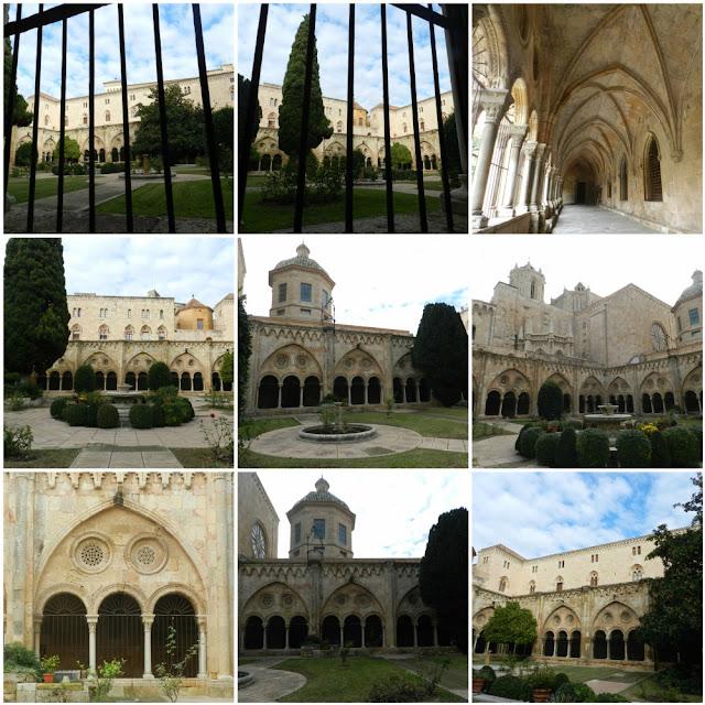 Um dia em Tarragona - o que ver além das ruínas romanas - catedral de Tarragona