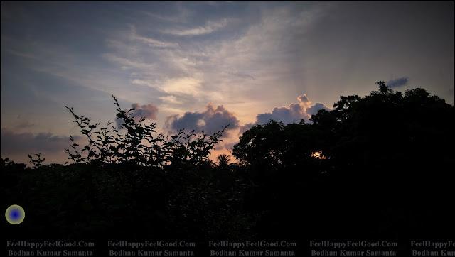 Sunset Color Effects | FeelHappyFeelGood
