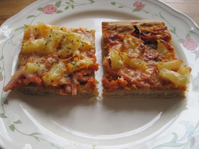 Olgas: Pizzaslices til picnic