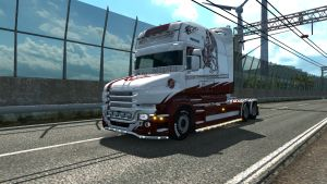 Jura Transport for Scania T skin