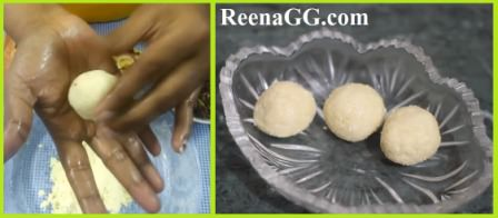 How to Make Milk Malai Laddu