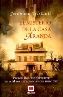 El misterio de la casa Aranda – Jerónimo Tristante