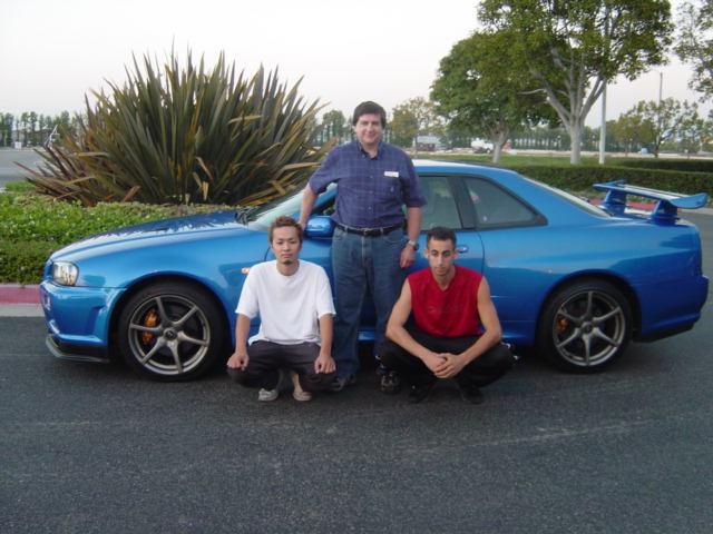 Alexander Gorodji : The Left Hand Drive Nissan Skyline GT ...