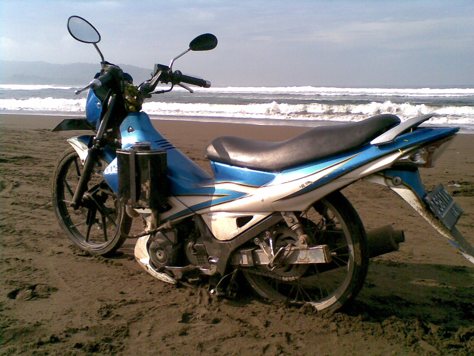 April 2010 - Foto Gambar Modifikasi Motor Ceper