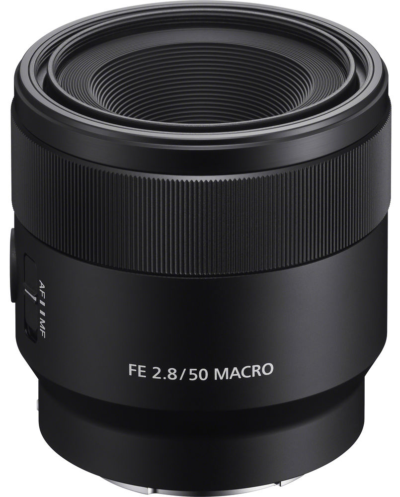 Макро-объектив Sony FE 50mm f/2.8 Macro