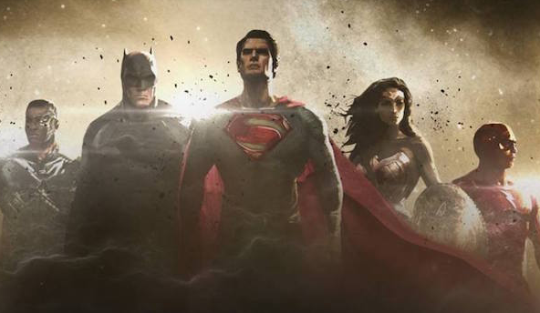 Sinopsis Singkat film Justice League
