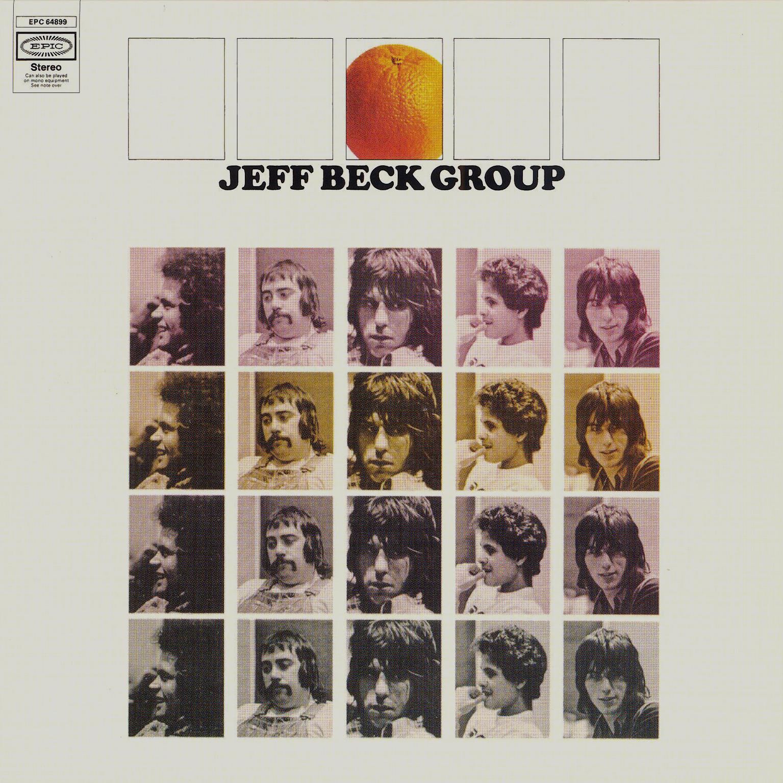 Jeff Beck Group Album 57