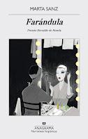 """""""Farándula""""  de Marta Sanz."""