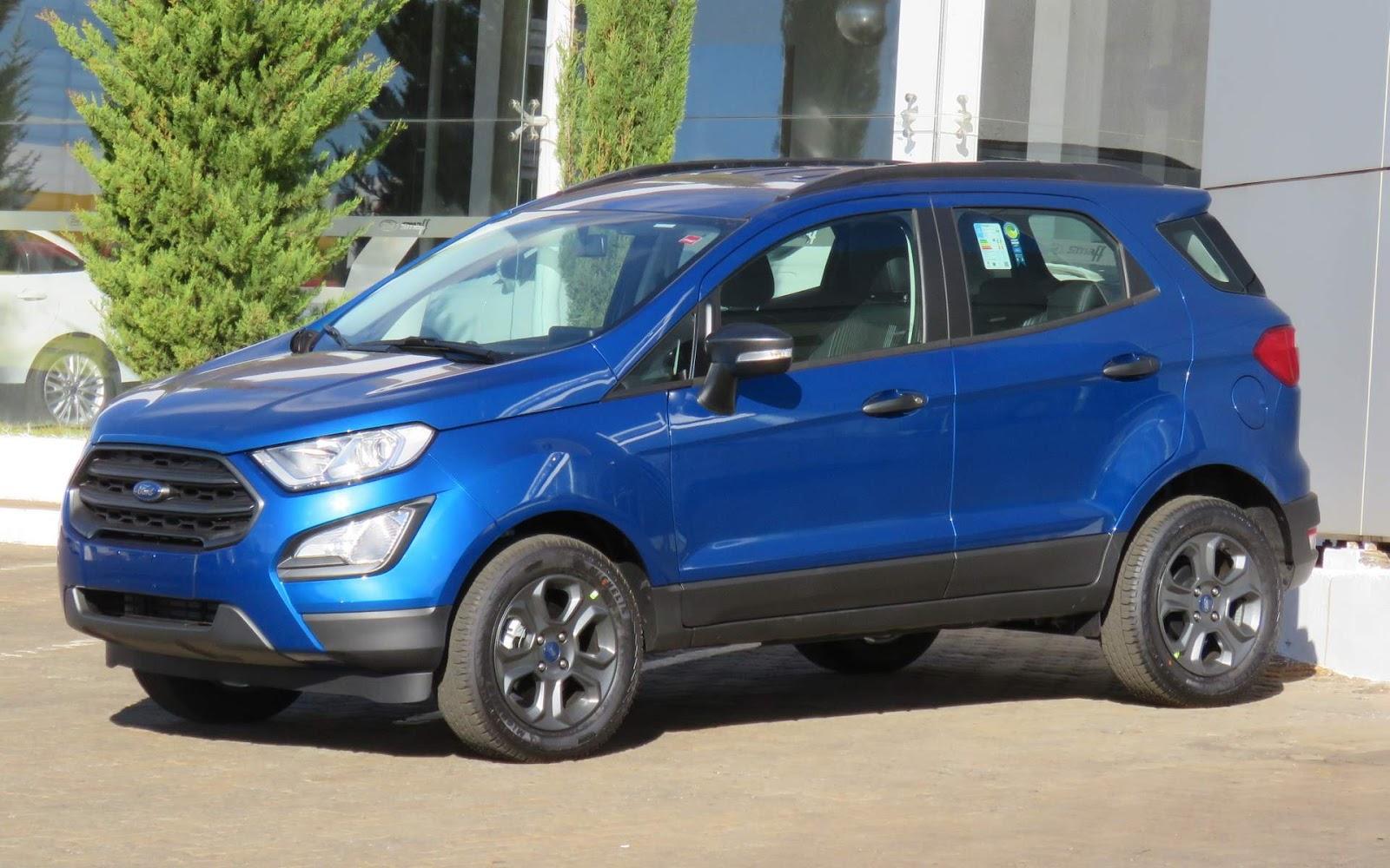 Ford ecosport 2018 freestyle 1 5 autom tico