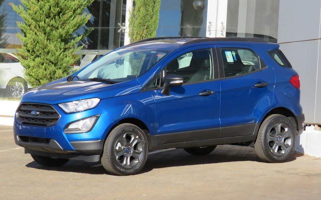 Ford EcoSport 2018 FreeStyle 1.5 Automático