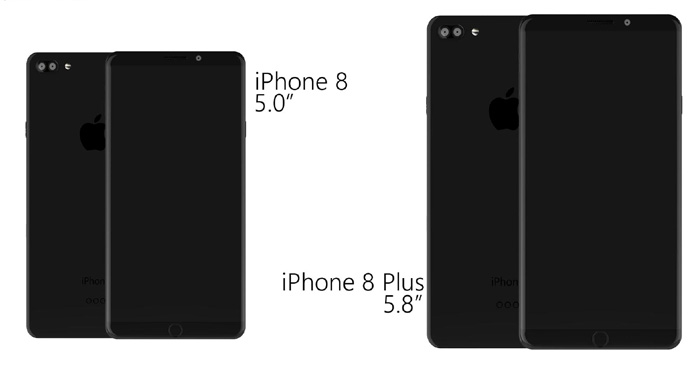 Iphone 8 and Iphone 8 Plus Screen