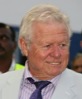 Mike Bass - South African Horse Racing Trainer