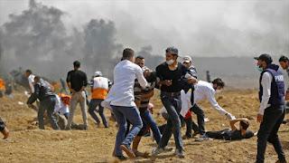 UE le reprocha a Israel el uso de fuerza letal contra palestinos