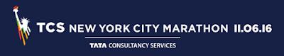 2016 NYC Marathon logo
