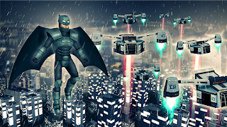Bat Superhero Battle Simulator v1.03 Mod