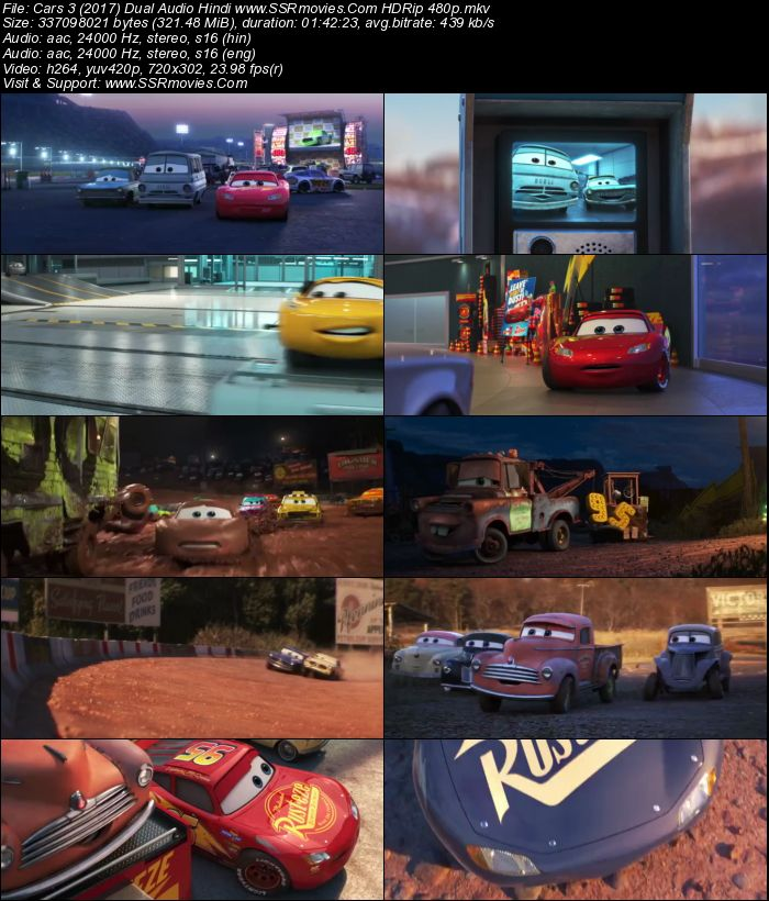 Cars 3 Full Movie Download In Hindi 300mb Archive