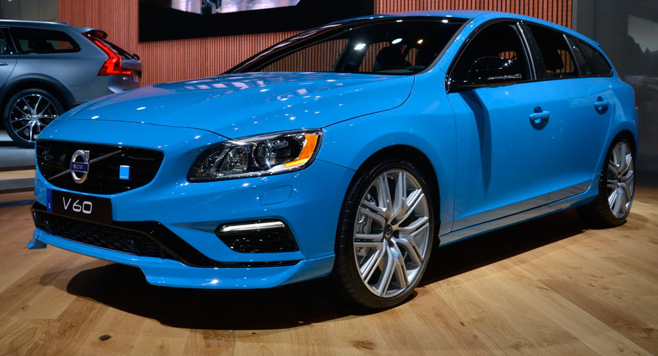 2017 volvo s60 v60 polestar with 362hp reporting for duty in la. Black Bedroom Furniture Sets. Home Design Ideas