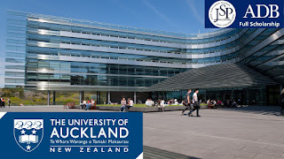 beasiswa penuh s2 new zealand university of auckland adb jsp