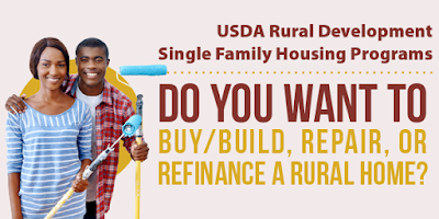 USDA Rural Housing Guaranteed Loans and Escrow for Repairs in Kentucky