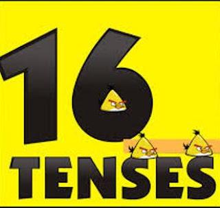 16 tenses beserta rumus dan contohnya