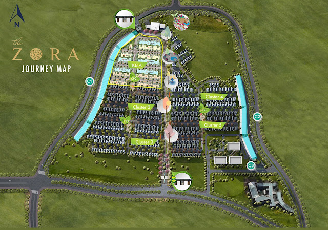 Masterplan The Zora BSD City