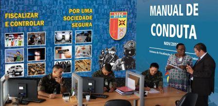 Código de Conduta é implantado pelo Sistema de Fiscalização de Produtos Controlados pelo Exército