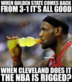 LeBron James Memes