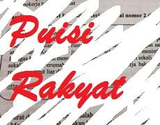 Puisi Rakyat Contoh Dan Ciri Cirinya Pelajaran Bahasa Indonesia