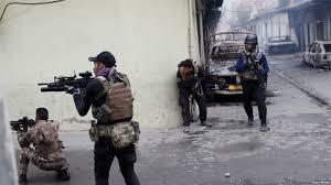القوات المسلحة العراقية تستعيد مناطق جديدة في الموصل القديمة و تدحر جرذان داعش