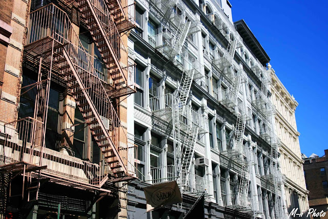 My Travel Background : Une semaine à New York : SoHo