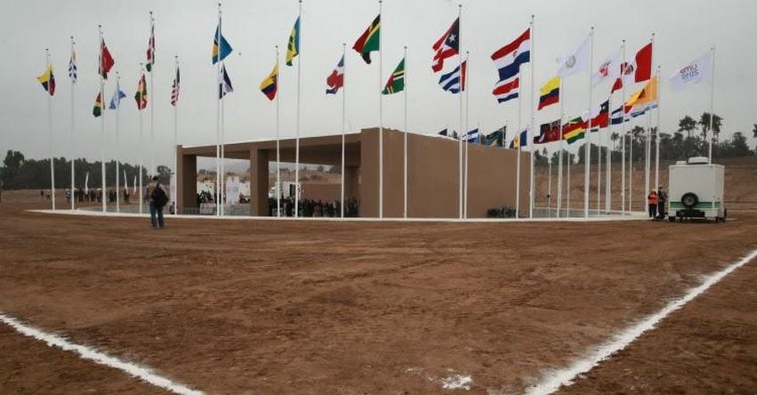 Obras de Juegos Panamericanos tienen un avance de 62%, informó Mercedes Aráoz