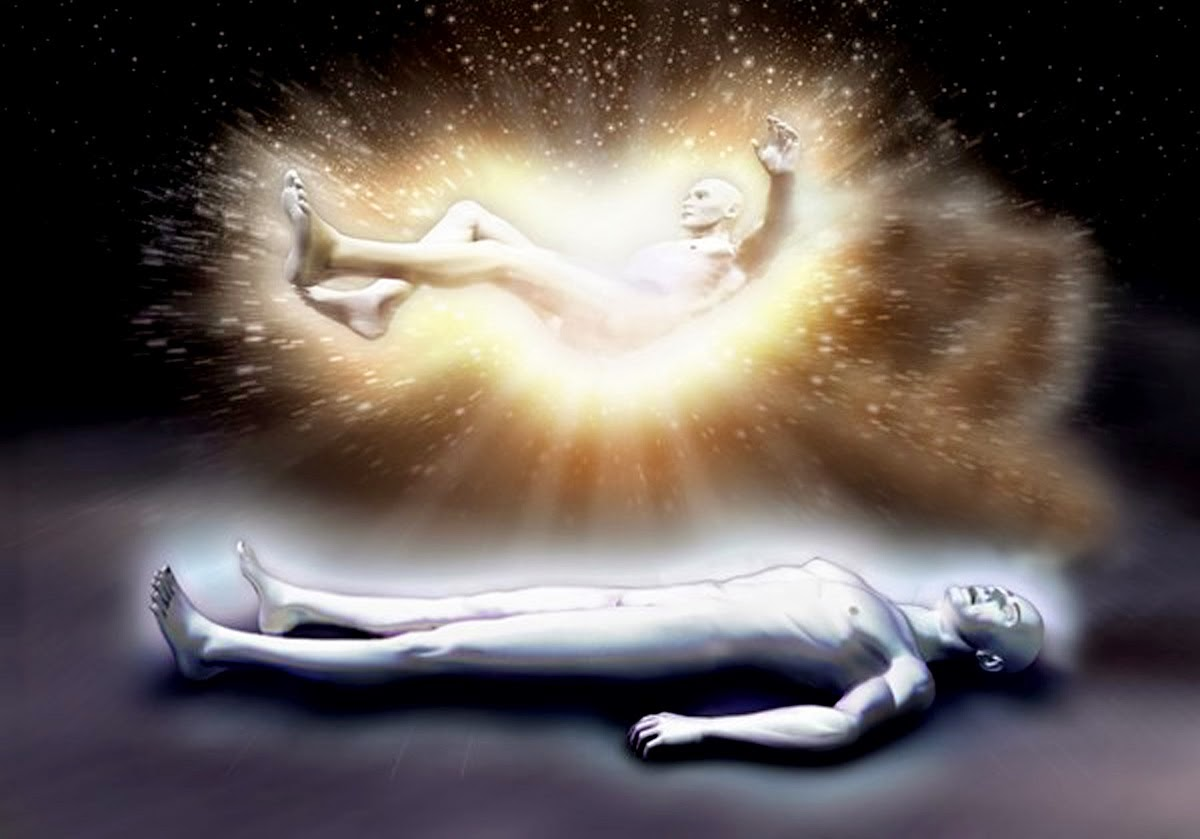 Astral Projection' by Dr  Arjun