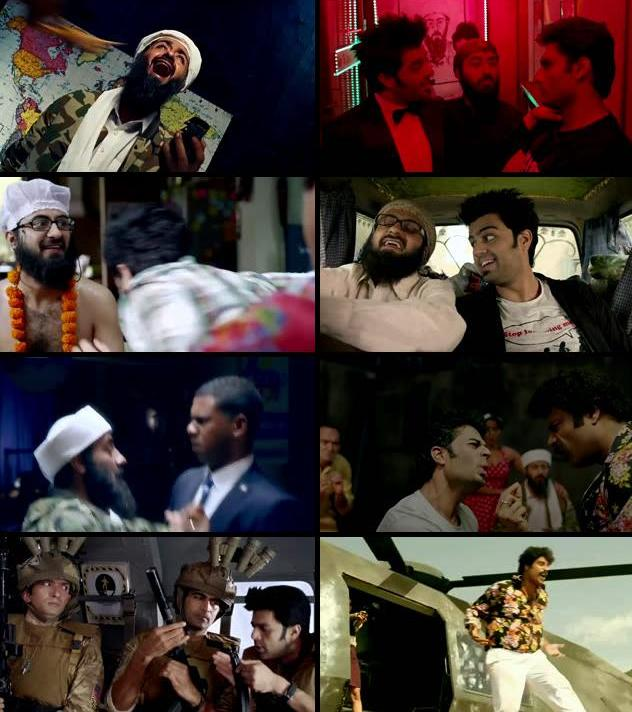 Tere Bin Laden Dead or Alive 2016 Hindi 480p DVDRip