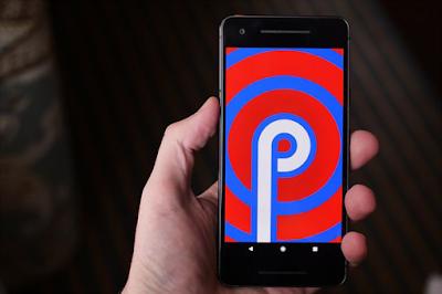 smartphone yang kebagian update Android P
