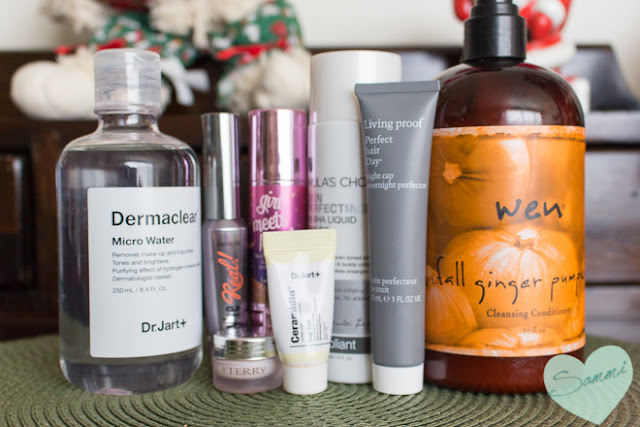 My Favorite Things: November 2015 Monthly Beauty Favorites