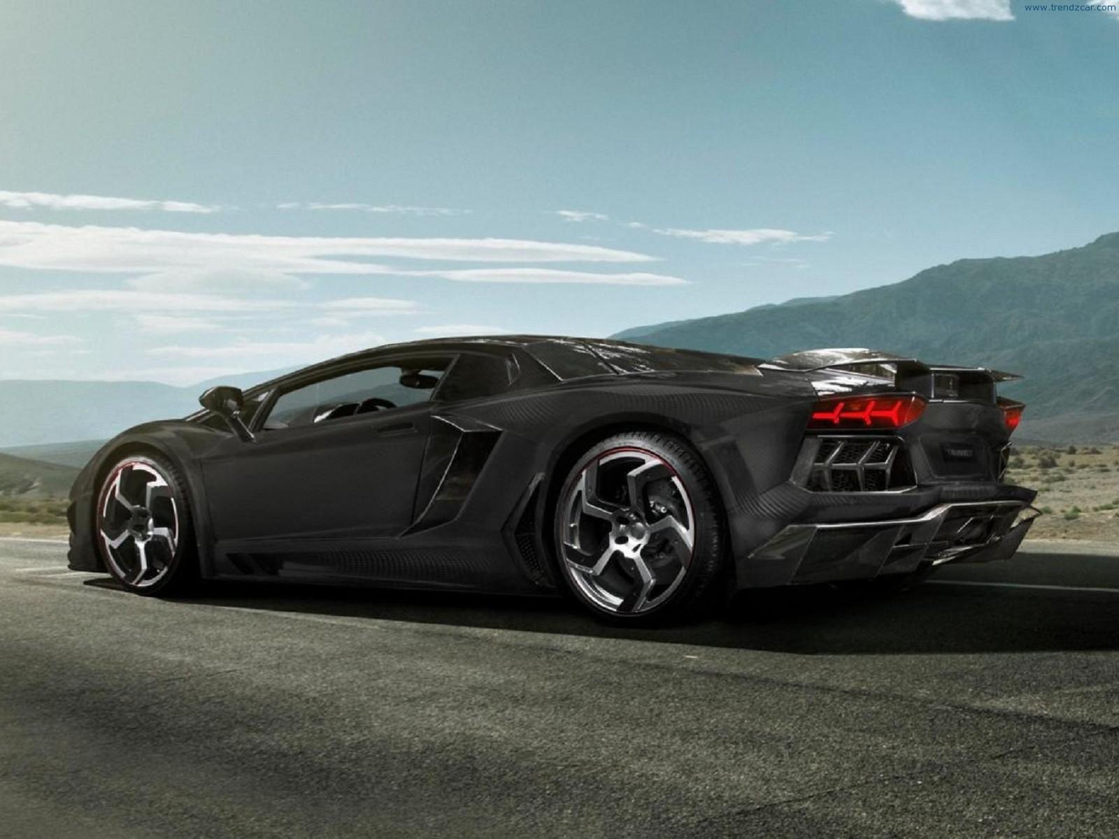 Luxury Lamborghini Cars Lamborghini Aventador Black