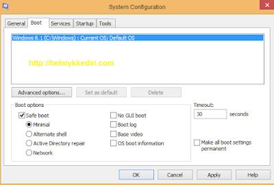 Cara masuk safe mode windows 7810