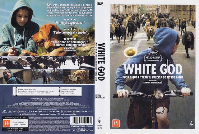 Capa DVD White God