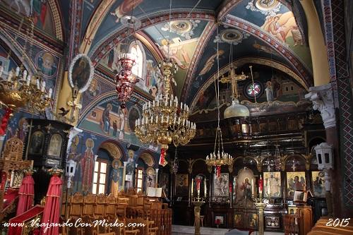 Iglesia Mandraki