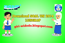 Download Soal UN SMP 2014 Lengkap 20 Paket Soal