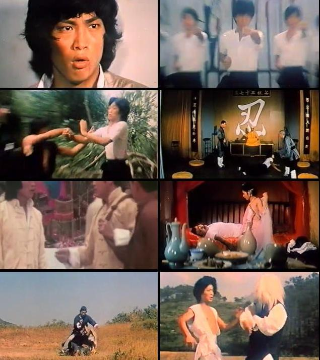 Jackie Chan And The 36 Crazy Fists 1977 UNCUT Dual Audio Hindi 480p DVDRip