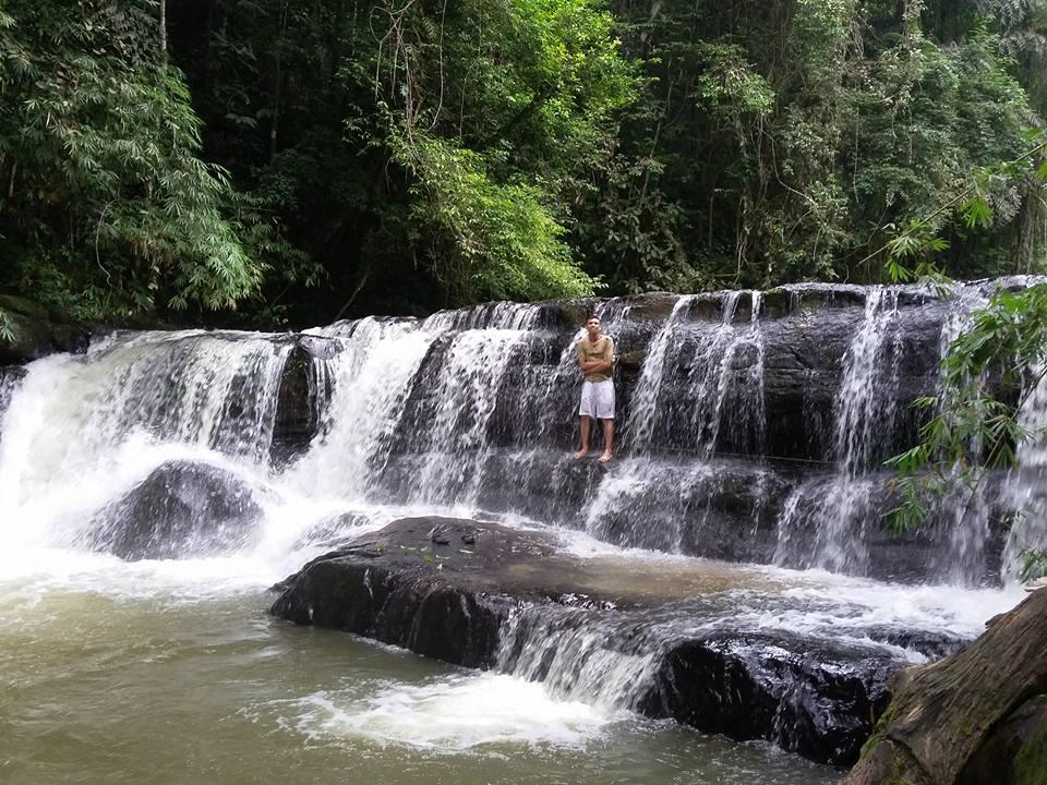 Dinginnya Petualangan Ke Air Terjun Mbulayan Tanah Karo Medan Wisata Travel Blogger Indonesia From Medan