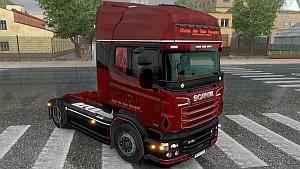 Van Der Meer Transport Scania RJL